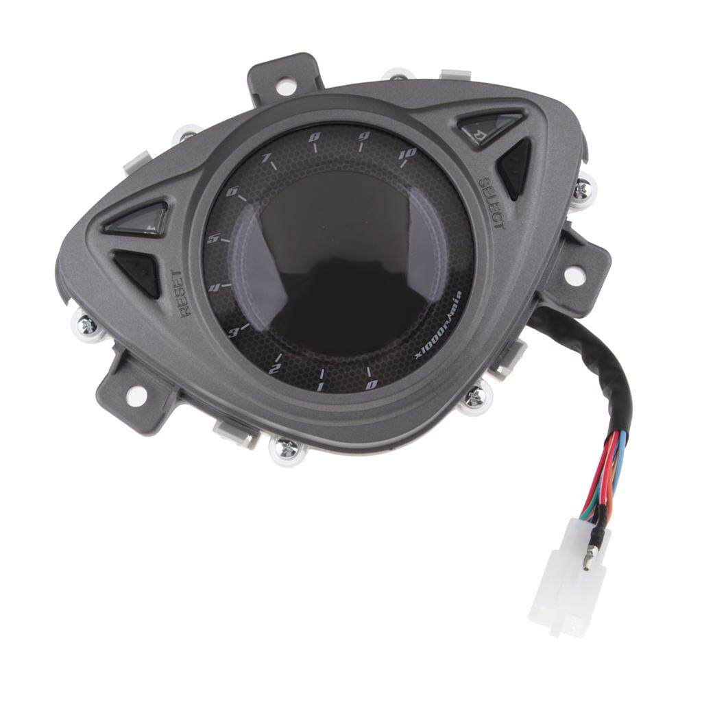 Keajaiban Bersinar Motor Lcd Lampu Latar Takometer Spidometer Odometer Untuk Yamaha Rsz100 By Miracle Shining.
