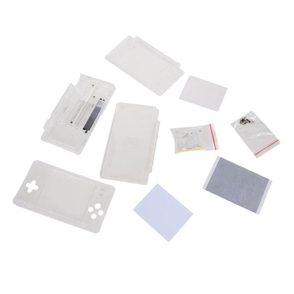 Giá ﴾Dorothymohney﴿ Replacement For Nintendo DS Lite Housing Shell Screen Lens Crystal Clear