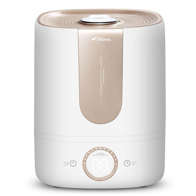 Deerma F535 Ultrasonic Touch Screen Aroma Diffuser Smart Air Humidifier 5L Singapore