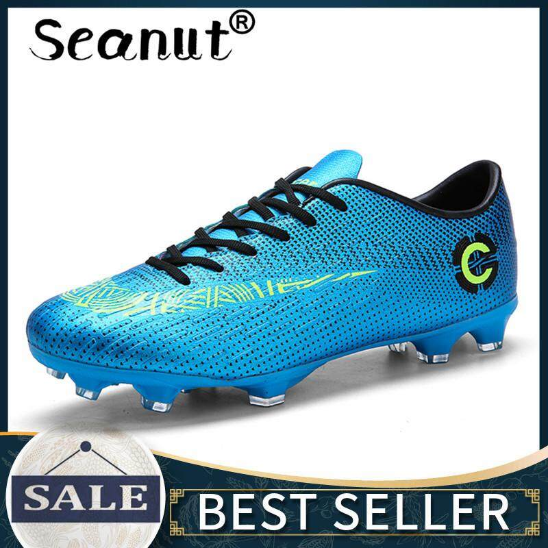 Professional Men/'s Soccer Cleats Shoes Indoor Football Shoes Training Sneakers