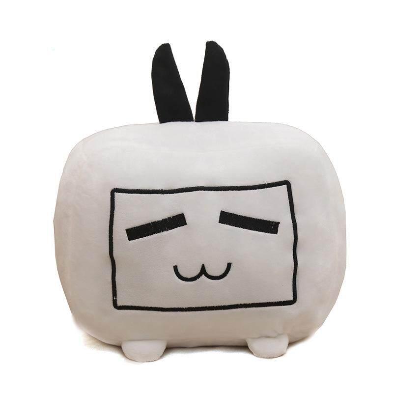 【High Quality】Beep Mi Beep Mi Bilibili Small Tv Plush Toys Cushion Cute Surrounding Doll Pillow