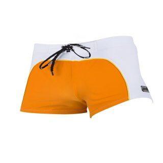 Đồ Bơi Nam Đồ Bơi Dây Rút Đồ Đi Biển Thoáng Khí Nhanh Khô Cho Nam Bơi Phù Hợp Với Màu Xanh Đỏ Vàng BƠI Màu Trắng Tóm Tắt Kích Thước S-XL thumbnail