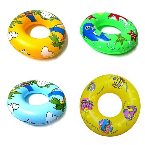Newborn Baby Swimming Neck Float Ring Bath Inflatable Circle Float Rings zhangxiuhua Singapore