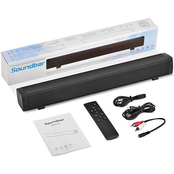 Tf Card Subwoofer Bluetooth Speakers Soundbar For The Pc Speaker Subwoofer With Mic Portable Suitable For Outdoor Family Bedroom Malaysia