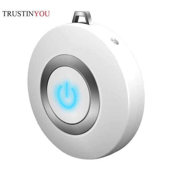 Portable Wearable DC5V USB Mini Portable Air Freshener Air Purifier Ionizer Negative Ion Generator Singapore
