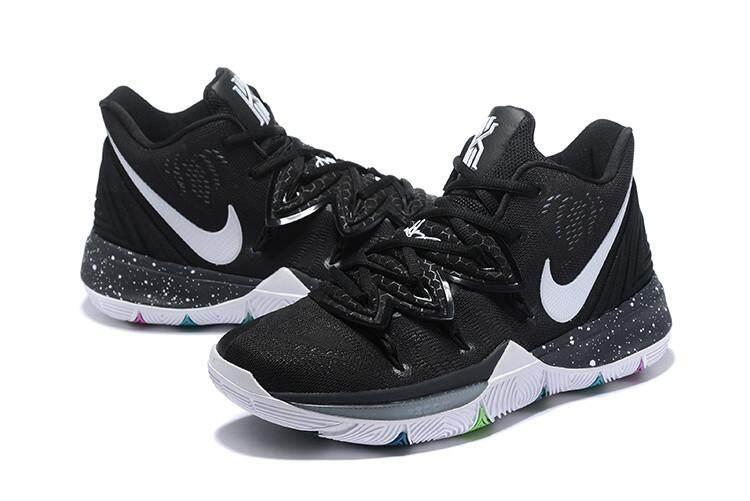 Nike Asli Kyrie Irving 5 Pria Basketaball Sepatu Penjualan Global Ukuran   40 ~ 45 c6e1614689