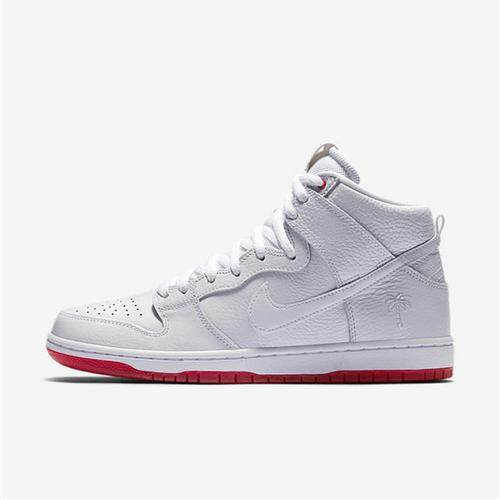 the best attitude 3a683 a5796 Nike Dunk high double hook high men's shoes white joint women's shoes  casual skate shoes sneakers