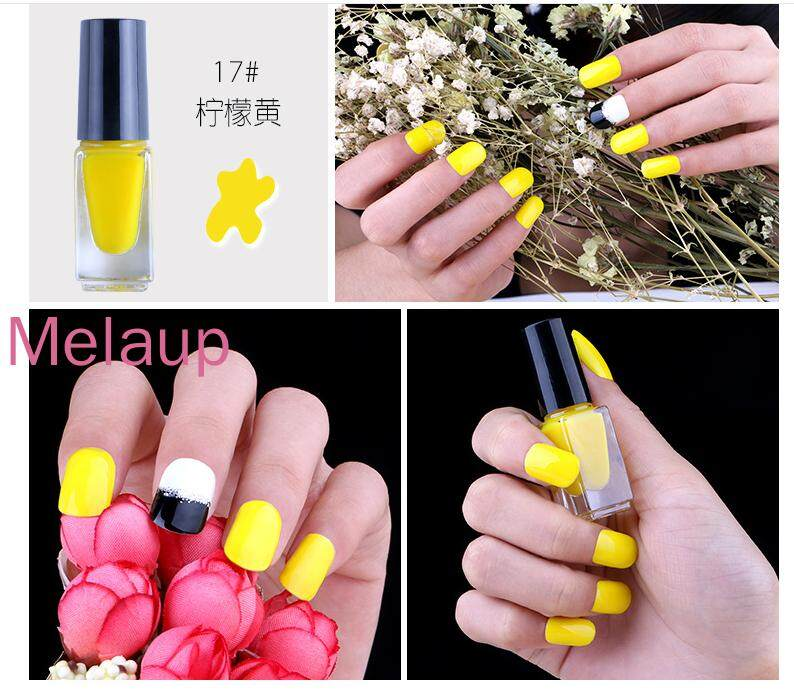 Natural Non-toxic Water-Based Peelable Nail Polish For Kids Pregnant Woman Quick Drying Beauty Tools