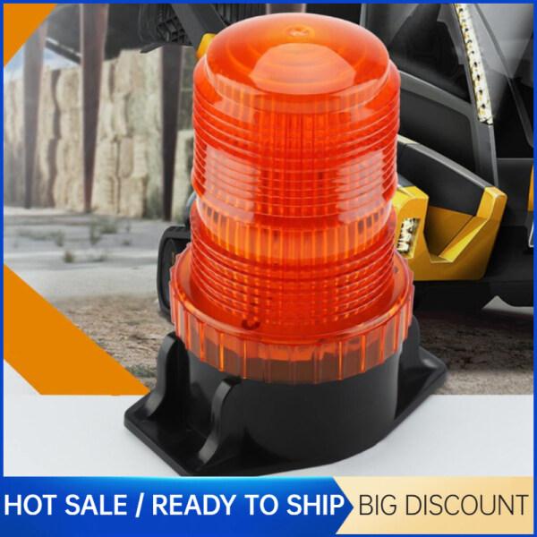 10-110V 30 Đèn LED Bóng Đèn Quay Nhấp Nháy Đèn Cảnh Báo Xe Nâng
