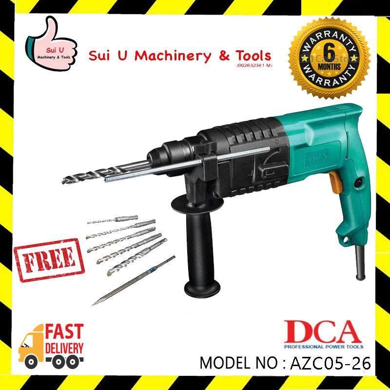 DCA AZC05-26 Rotary Hammer 720w 26mm