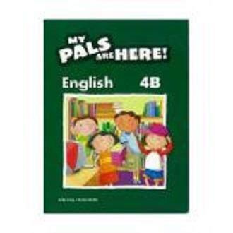 My Pals Are Here ! English Workbook 4B - ISBN: 9789810182441