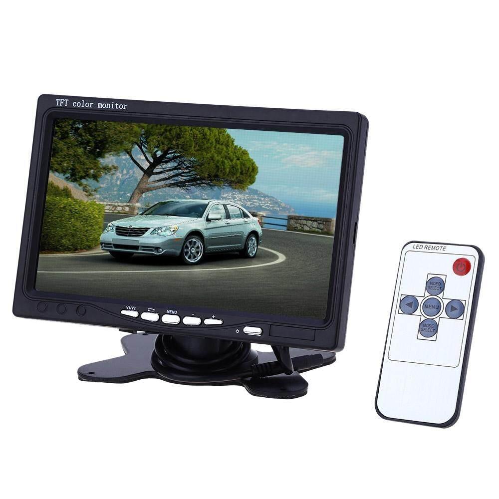 XM722T 7 Inch Universal Car Headrest 234 X 480 TFT LCD Screen Monitor