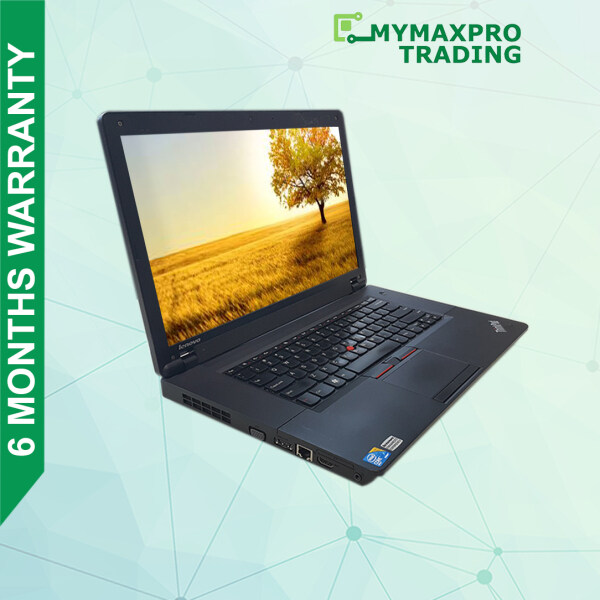Lenovo ThinkPad X240 Intel i5 4th Gen 4GB RAM 500GB HDD Window 10 Pro Office Use Malaysia