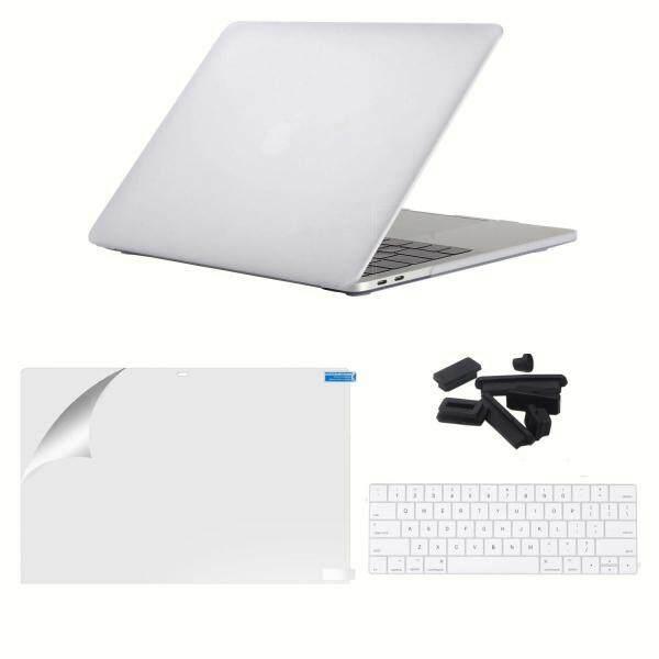 Bảng giá MacBook Pro 15 Ốp Lưng, ốp Lưng nhựa Cứng Nhám Giành Vỏ Bao Da với Tấm Bảo Vệ Màn Hình cho Mới Nhất Macbook Pro15 Inch với Thanh Cảm Ứng và Touch ID cho A1707 2017 & Phát Hành năm 2016 (Trong Suốt) Phong Vũ