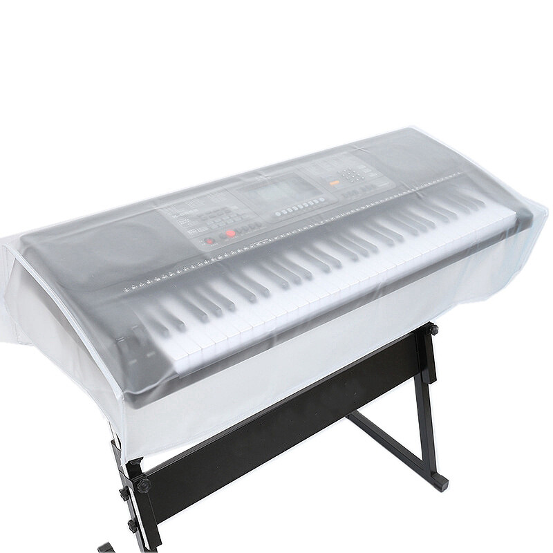 61 Key Keyboards Cover Electronic Organ Digital Piano Dust Cover Transparent Grind Arenaceous Waterproof Protect Bag Malaysia