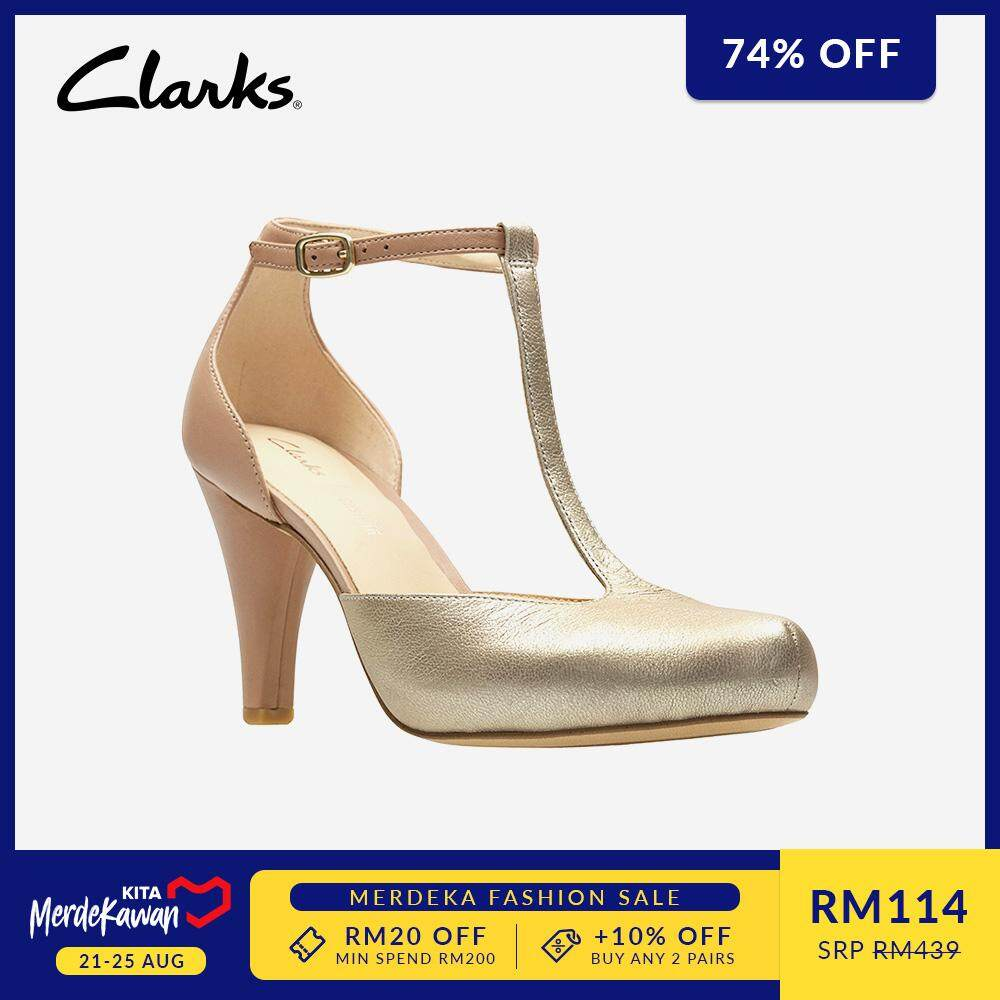 08d86298 Clarks Women's Dalia Tulip Nude Combi Dress Shoes Fashion Comfort Durable  Comfort Durable