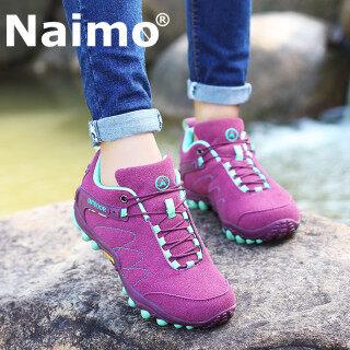 Giày Thể Thao Nam Nữ Naimo, Giày Leo Núi, Giày Đi Bộ Đường Dài, Giày Sneaker Ngoài Trời thumbnail