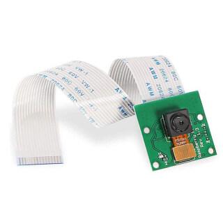 Cho Mô-đun Máy Ảnh Raspberry Pi 4 Camera 1080P 720P, Cho Webcam Raspberry Pi 4B 5Mp Cho Raspberry Pi 3 Model B + Cáp Máy Ảnh thumbnail