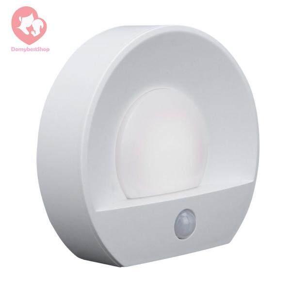 Hồng Ngoại Đèn LED Đèn Ngủ Cảm Biến Chuyển Động Có Thể Sạc Qua USB Tủ Quần Áo Đèn Tường