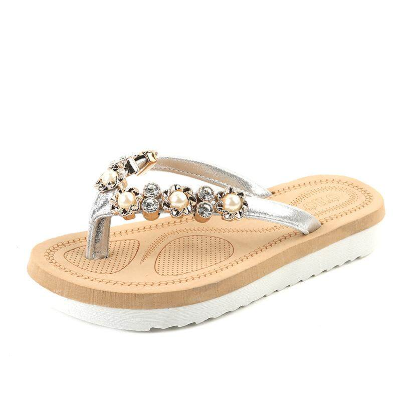 e62c1ca2a 2018 New Style Shoes for Women Girls New Women Fashion Leather Flat Heel  Square Toe Sandals