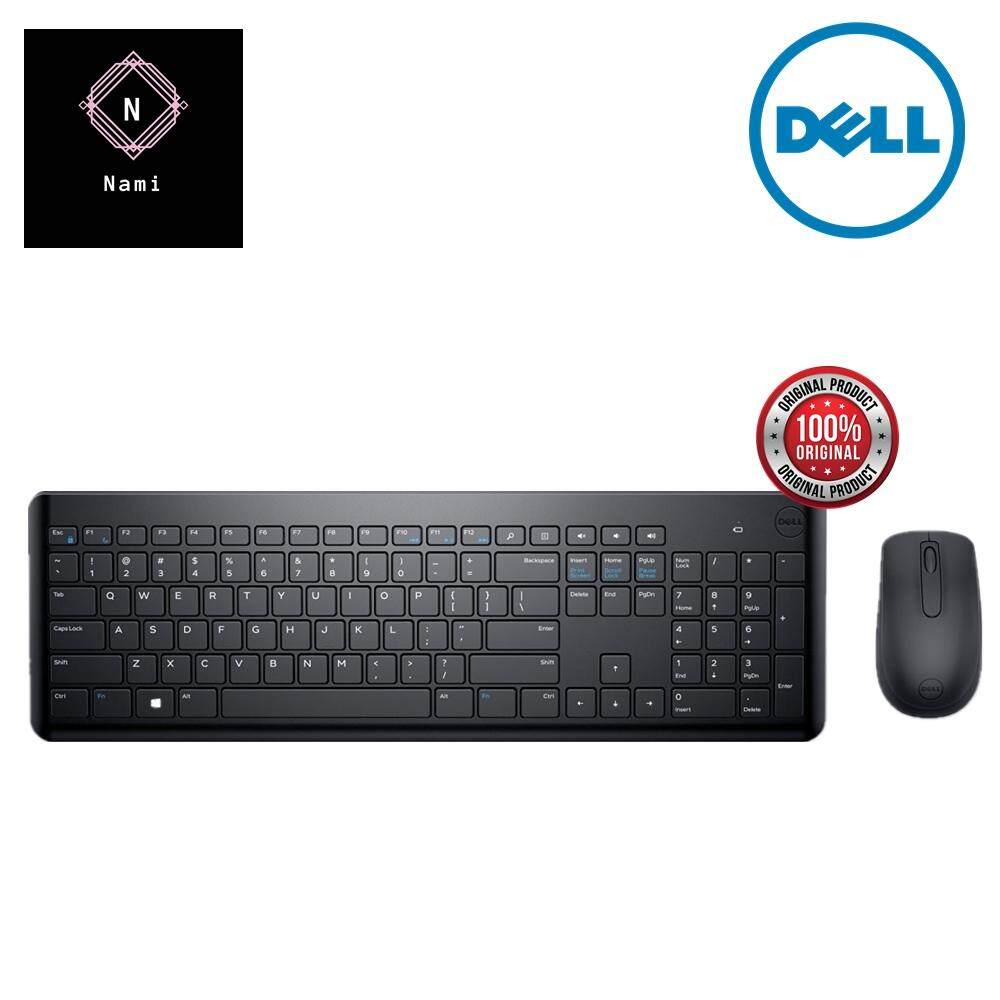 Dell Wireless Keyboard and Mouse Combo KM117 New Mfg date 2019 - Original Malaysia