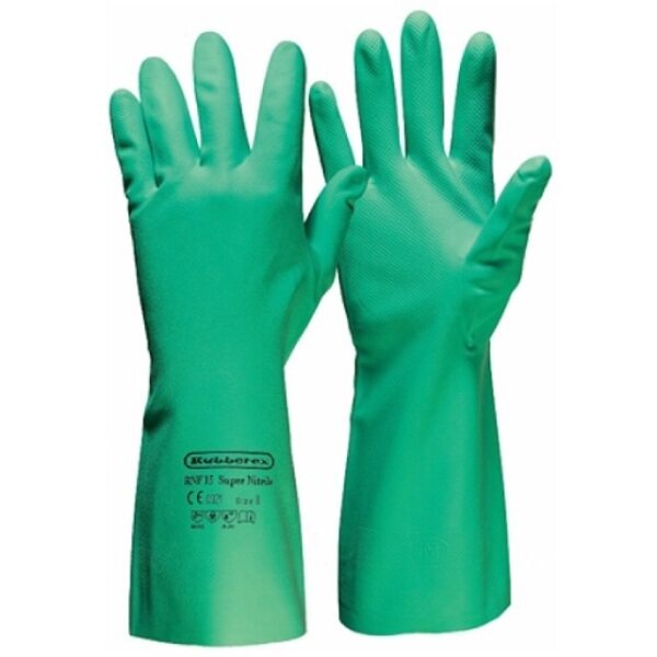 [100% ORIGINAL] PROGUARD HIGH QUALITY LONGCANE SOLVENT RESISTANT NITRILE GLOVE / RUBBER GLOVE (MADE IN MALAYSIA)