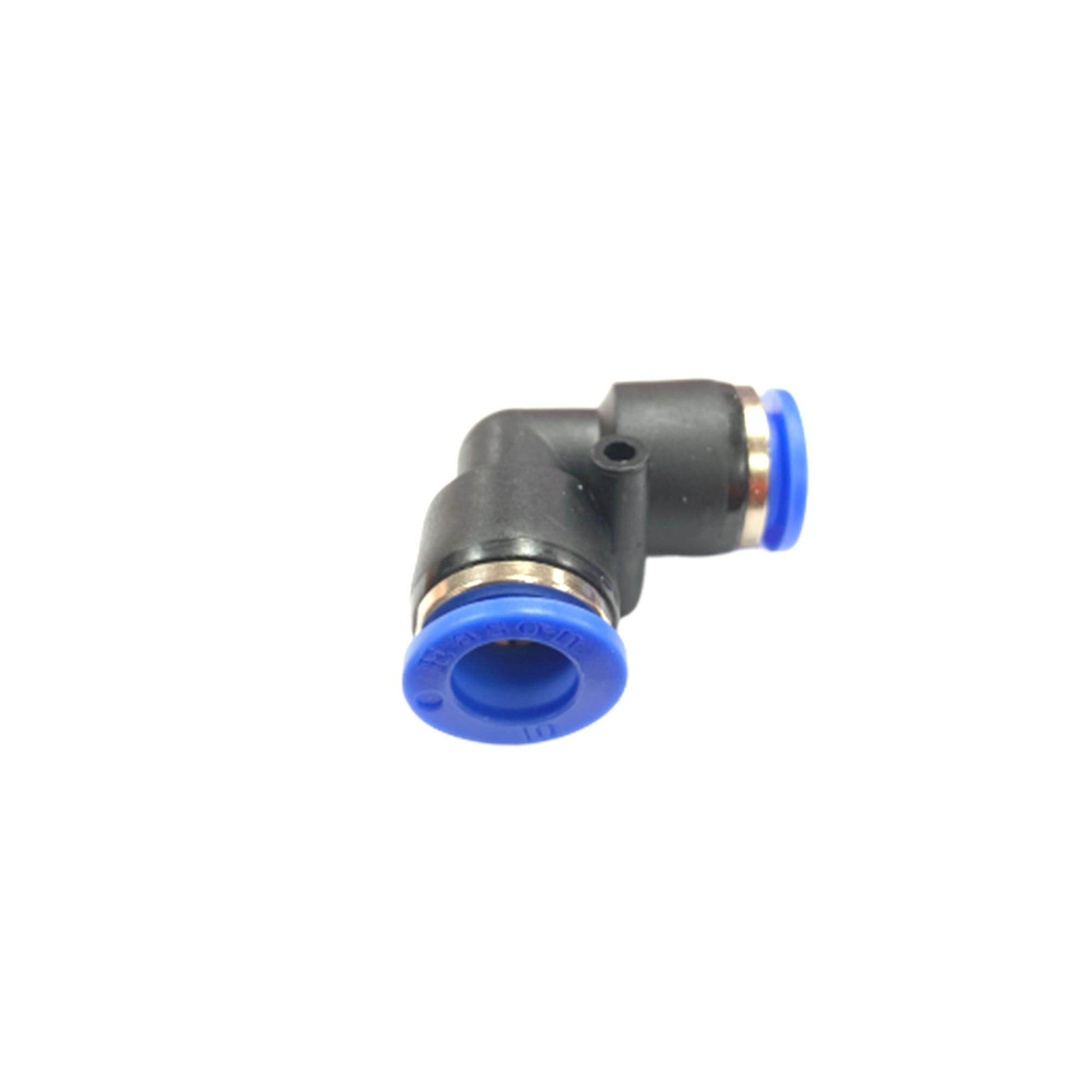 Pv10 10mm Elbow Connector Pneumatic Air Push In Quick Fittings By Hong Sheng Store.