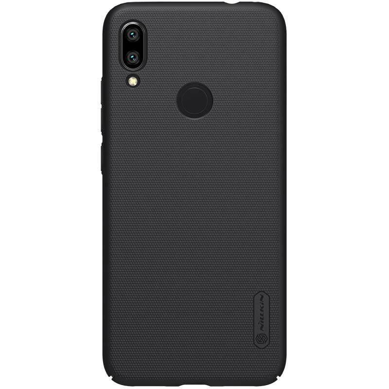 For Xiaomi Redmi Note 7 Nillkin Super Frosted Shield Case 6.3 Inch Salient Matte Feeling Wear