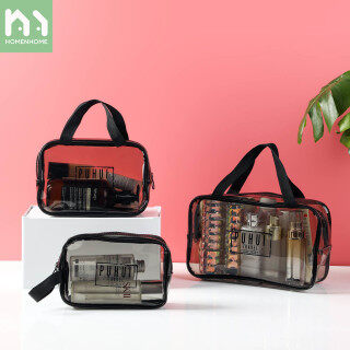Túi đựng đồ trang điểm Homenhome dung tích lớn dễ mang theo đi du lịch dành cho nữ - INTL thumbnail