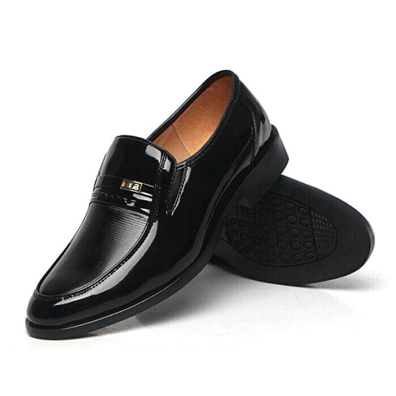 Autumn Genuine Product Soft Surface Leather Case Feet Men's Shoes Business Formal Wear Leather Shoes Men's Leather Shoes Soft Bottom Pointed Men Casual Shoe