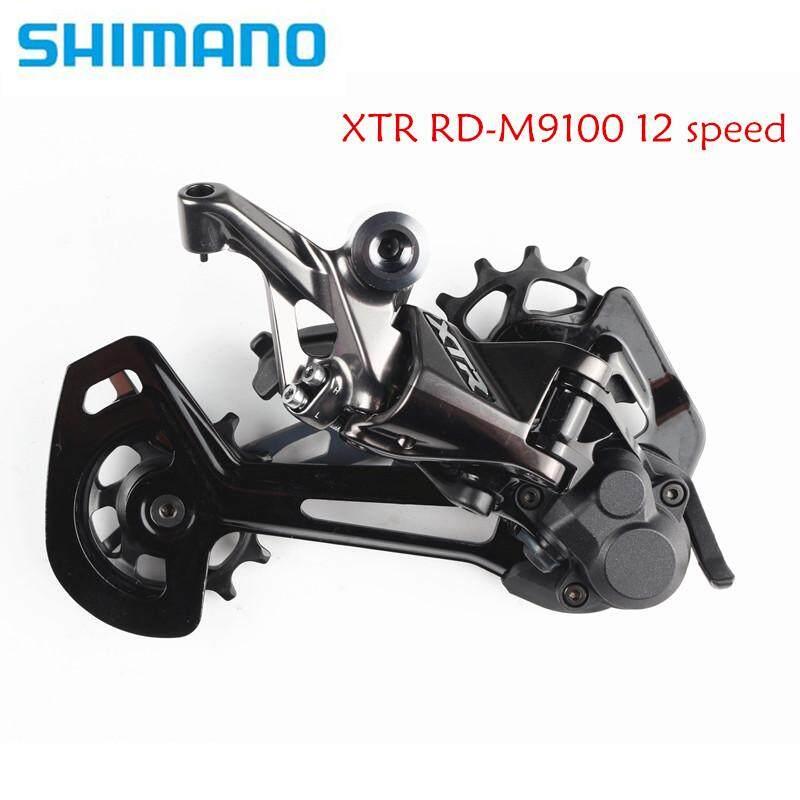 Mua Shimano XTR M9100 M9120 Sau Derailleur Bóng + GS/SGS 12 Tốc Độ Xe Đạp MTB Xe Đạp Derailleurs
