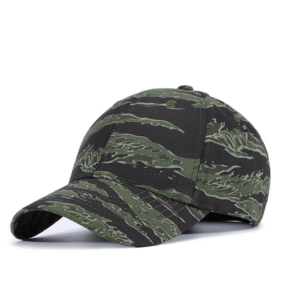 9563496f Adjustable Outdoor Run Fashion Baseball Cap Cotton Sunshade Men Women Girls  Boys Casual Snapback Hats Camo