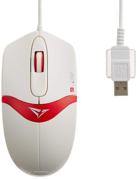 Domestic Alcatroz USB mouse USB Mouse Asic 6 W.Red Singapore