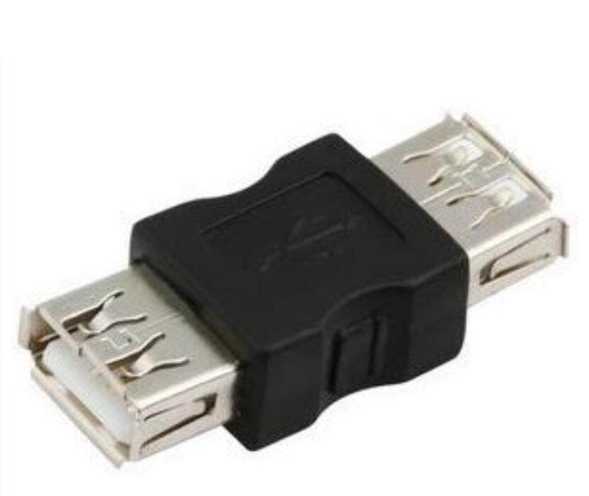 USB 2.0 Joint Connector Female to Female Converter Adapter Extender Malaysia