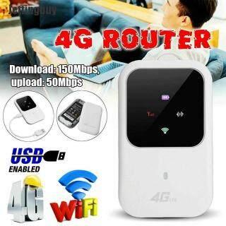 [Jettingbuy] Bộ Định Tuyến 4G Di Động Băng Thông Rộng Không Dây Điểm Phát Sóng Wifi Khe Cắm Thẻ SIM USB LTE Mobile thumbnail