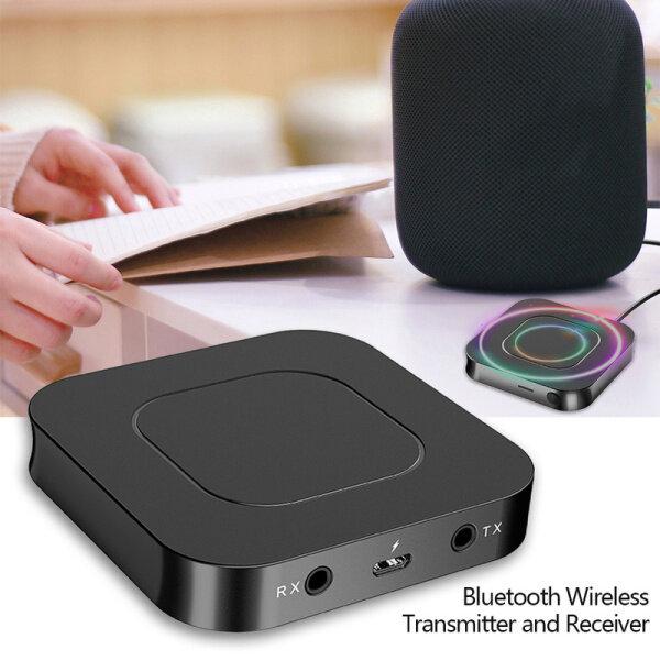 Bảng giá Bộ Chuyển Đổi Âm Thanh Không Dây Android, IOS Bluetooth 5.0 Bộ Thu Và Phát Âm Thanh Không Dây Bộ Chuyển Đổi Tương Thích AUX / RCA Cho Máy Tính Gia Đình Bộ Điều Hợp Mạng Bluetooth Nhắc Giọng Nói Thật 5.0 Bluetooth Phong Vũ