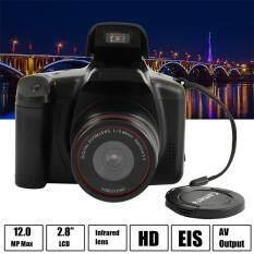 Chuyên nghiệp Màn Hình Hiển Thị 3.0 inch 4X Zoom Full HD 24MP 1080 P Video Máy Quay Phim
