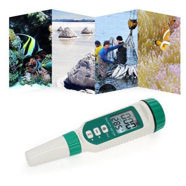 Cảm Biến Thông Minh Cầm Tay Độ Mặn Meter Cầm Tay ATC Salinometer Halometer Muối Đo Mặn Ngâm Nước Muối Meter Nước Biển Khúc Xạ Kế Đo Độ Mặn Thực Phẩm Độ MặN Đồng Hồ Kiểm Tra