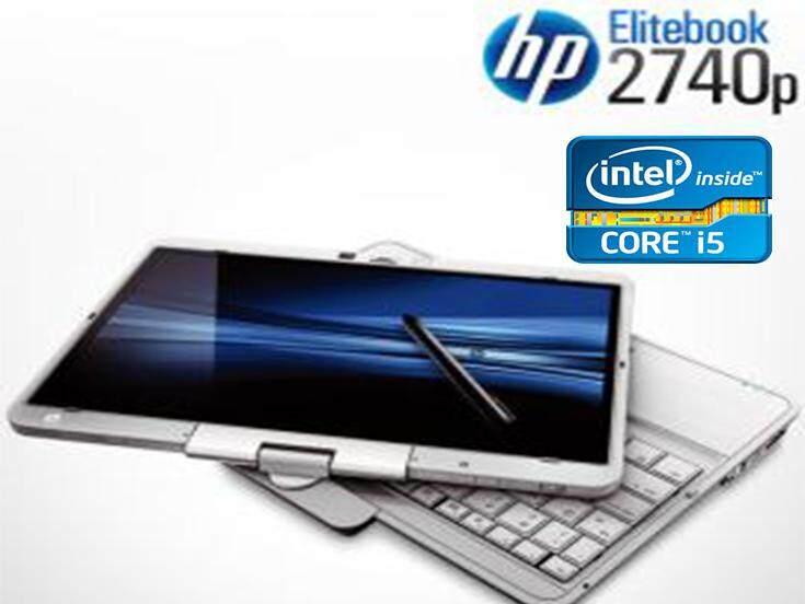 PROMOSI HEBAT HP EliteBook 2740p (Intel Core i5-4GB RAM -160GB HDD-12.1 INCH) Malaysia