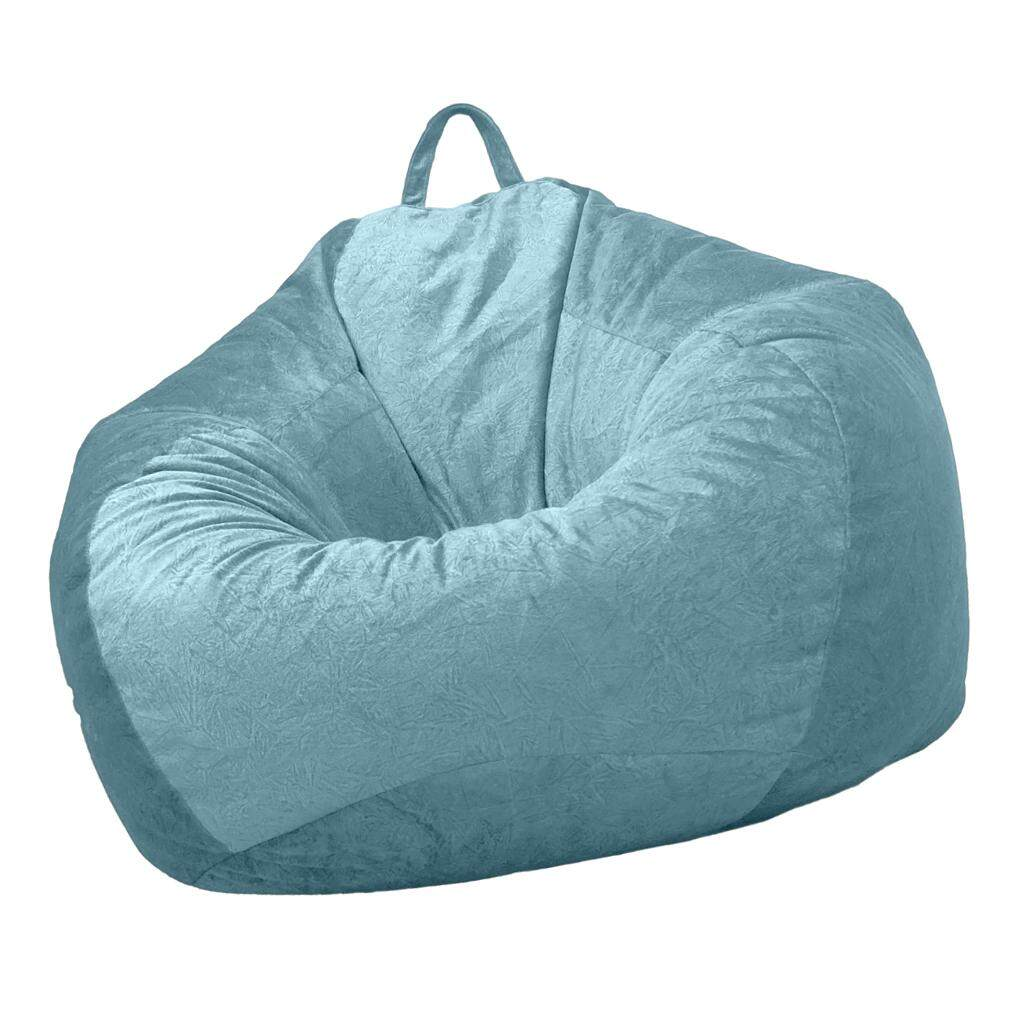 BolehDeals Bean Bag Cover without Filling Adult Teen Children Beanbag Sofa  30x30x35