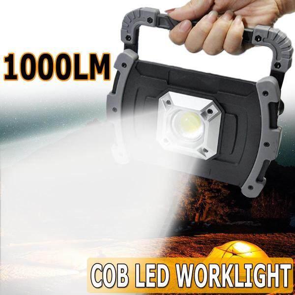 Bảng giá Đèn LED Làm Việc Cầm Tay 20W, Đèn Chiếu USB Khẩn Cấp COB Đèn Pha Điện Miễn phí vận chuyển