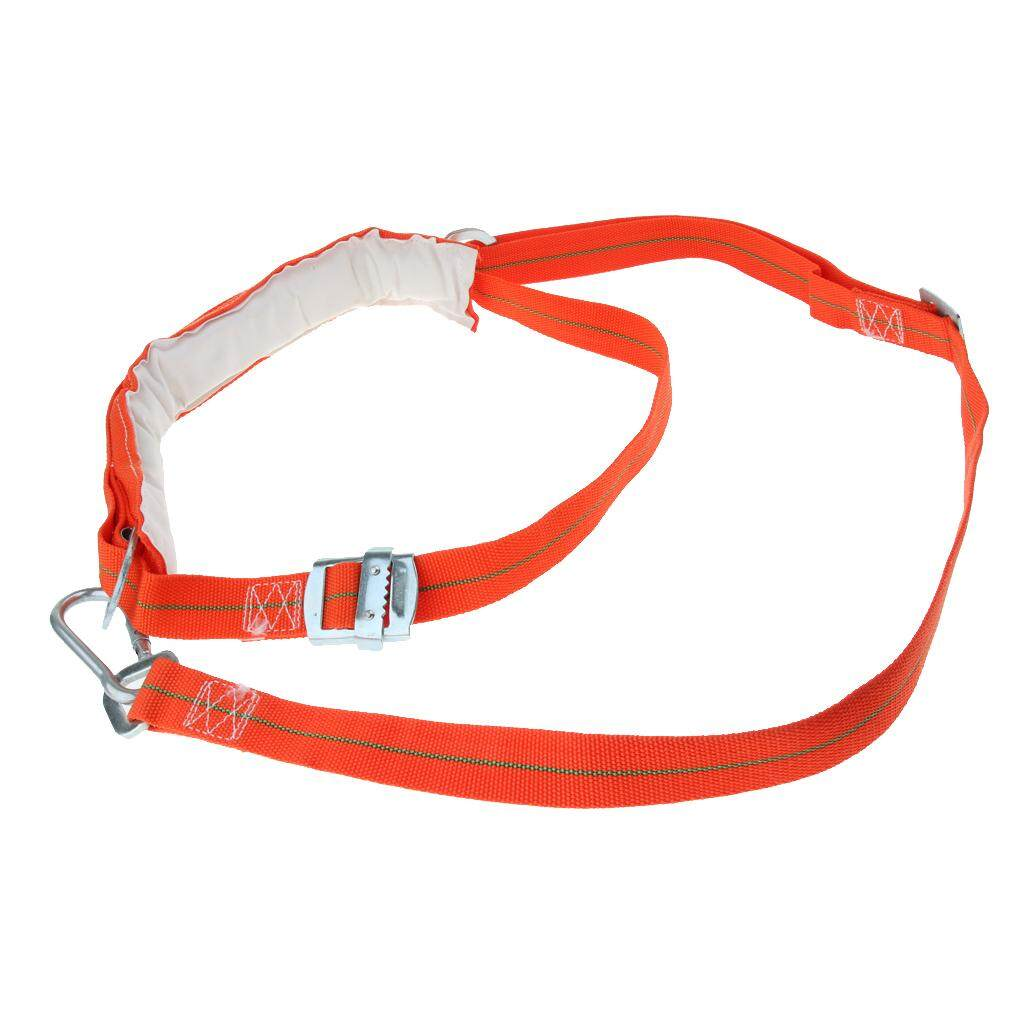 Blesiya Insulated Roof Fall Protect Arrest Safety Electrician Harness Belt Comfy