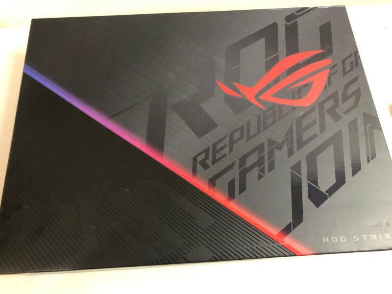 ASUS ROG Strix Scar III G731GW Gaming Notebook 17.3 8GB RAM 1 TB HDD Laptop Malaysia