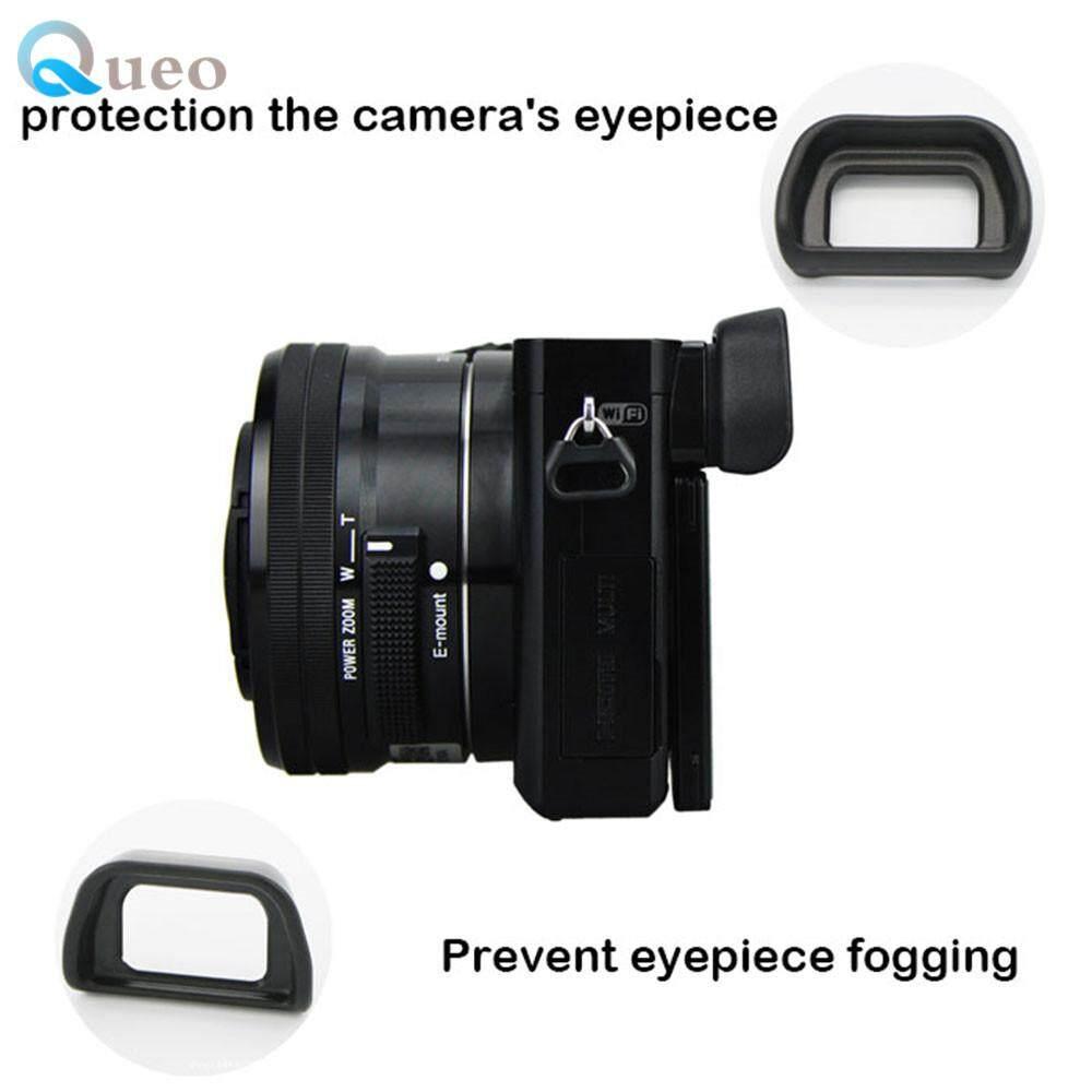 Queo Untuk Sony Mikro Tunggal Teropong Kamera Fda-Ep10 Jendela Bidik Bantalan Mata A6300 A6000 Nex7/6 Eyepiece Eye Masker By Queo.
