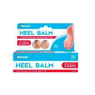 Dermal Therapy Heel Balm 50g By Prestige Care.