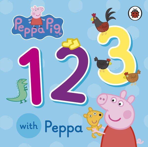 Peppa Pig: 123 with Peppa (Baby Board Book) Malaysia