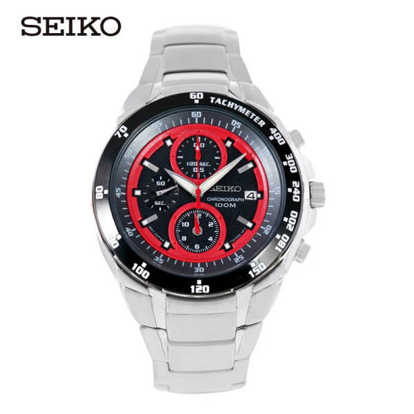 [SEIKO] Seiko Watch Japanese Mens Watch 100 Meters Waterproof Prospex Series Waterproof Mountain Sports Quartz Mens Watch SND703P1 Malaysia