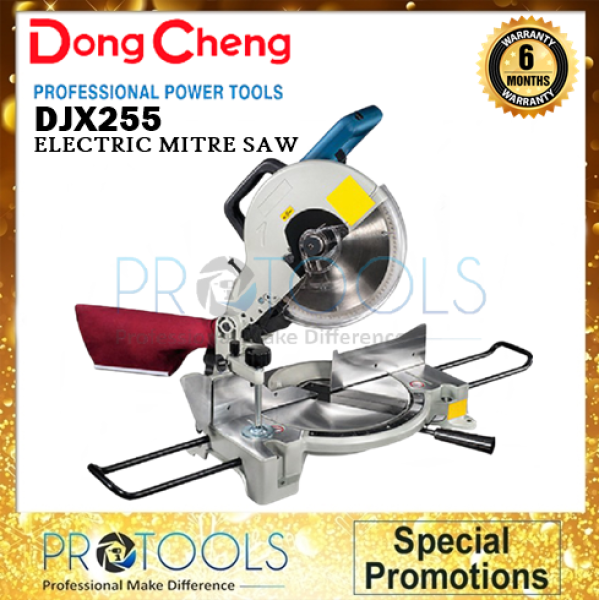 DONG CHENG DJX255 -  10 INCH MITRE SAW