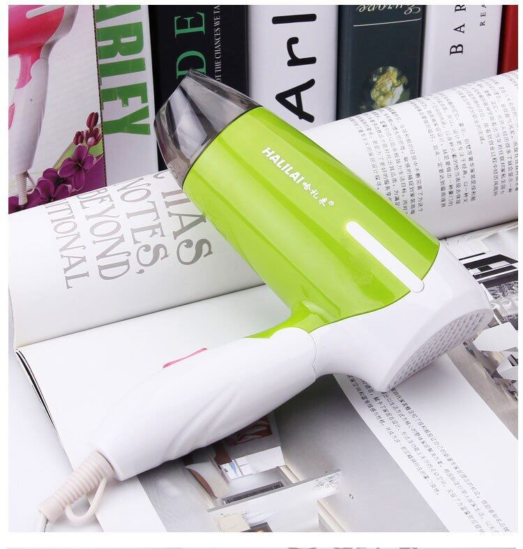 Portable Household Small-Power Gift Blower For Folding Mini-Electric Hair-Blowing Student's Dormitory