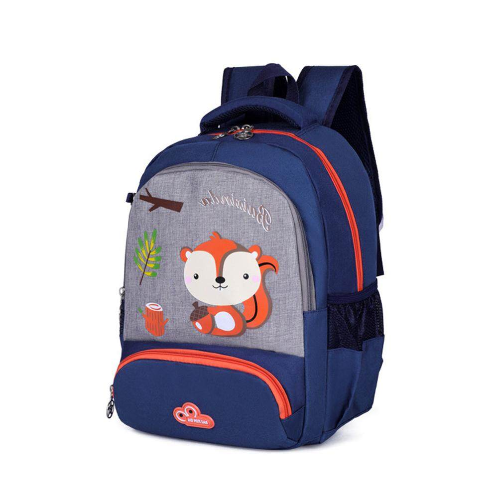 Childrens Backpack, Lightweight washable Waterproof Large Cartoon Backpack School Bag For Kids Boys Girls